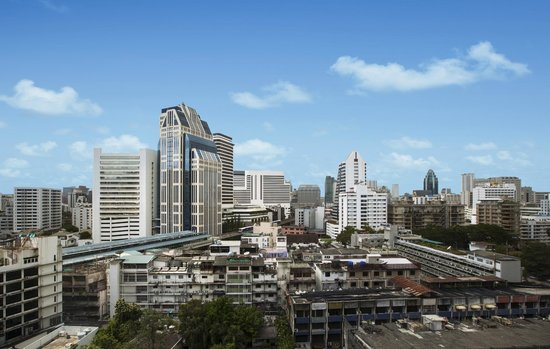 Grand Swiss Sukhumvit 11 by Compass Hospitality: View from Room