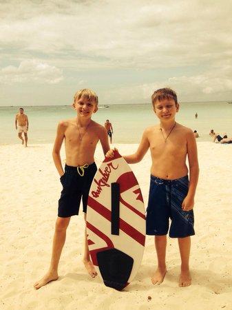 White Beach: Beach