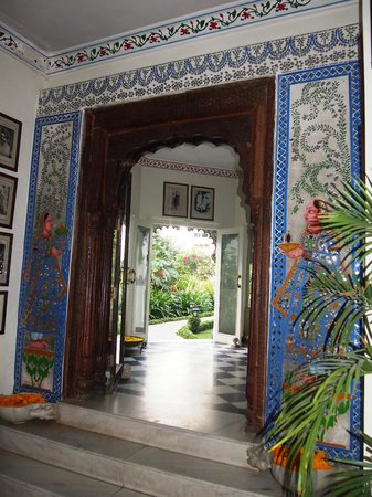Hotel Udai Kothi: Reception