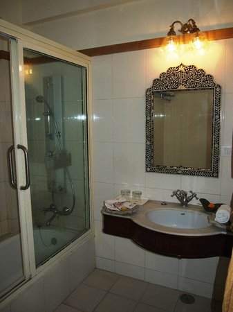 Hotel Udai Kothi : Bathroom