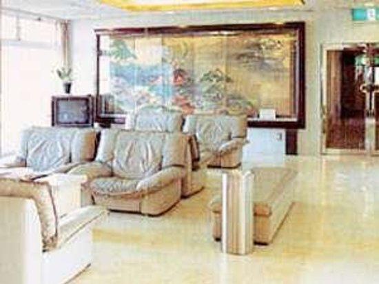 Yashima Royal Hotel: ロビー