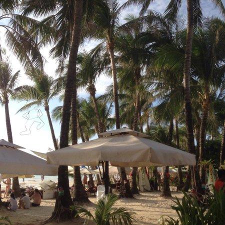 White Beach: .