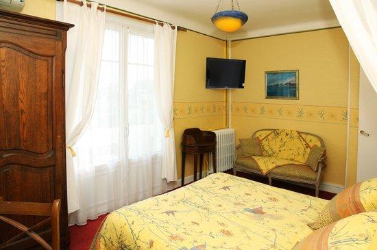 Hotel Le Pre Catelan : superior double