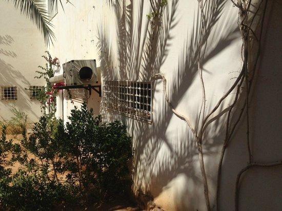Djerba Plaza Hotel & Spa : la magnifique vue depuis notre terrasse