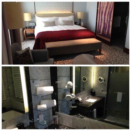 The Ritz-Carlton, Vienna : Мой номер