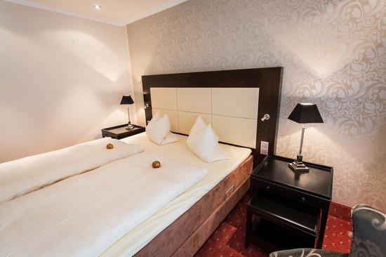 Schloss-Hotel Petry: Unsere Doppelzimmer