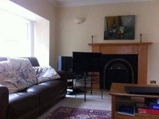 Woodcroft  Cottages: Living area
