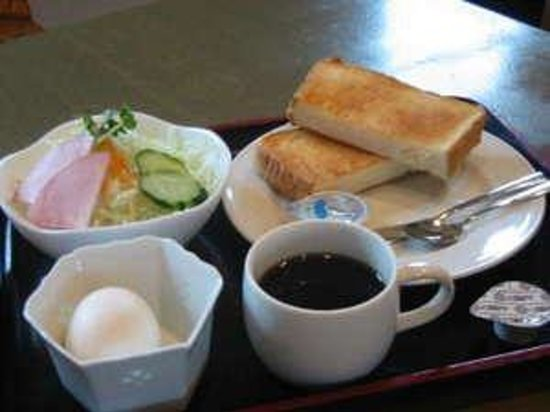 Yashima Royal Hotel: 洋朝食