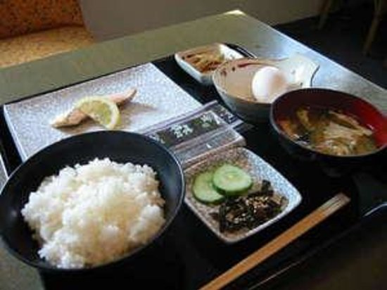 Yashima Royal Hotel: 和朝食