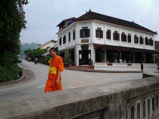 Saynamkhan Hotel : Saynamkhan River View Hotel