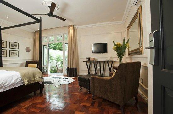 The Winston Hotel: Hotel