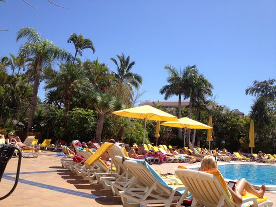 Park Club Europe Hotel : Near the swimming pool