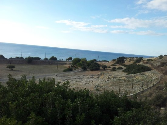 Elias Beach Hotel: Аматус