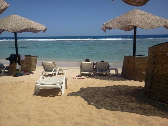 Radisson Blu Resort, El Quseir: Spiaggia Area Sport