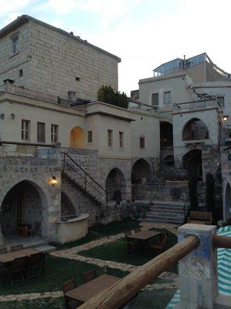 Taskonaklar Boutique Hotel : view