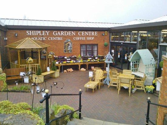 Heanor, UK: Shipley Garden Centre