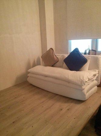 Tainan SSS Life Hotel : room