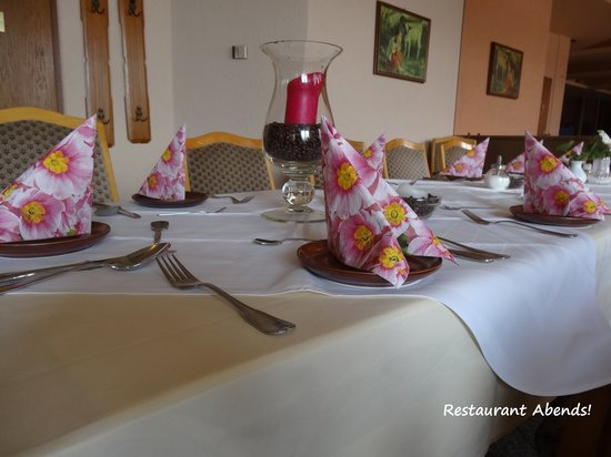 Strandhotel Fernsicht: Restaurant