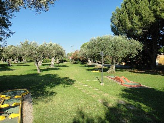 Club Marmara Cala Regina : minigolf