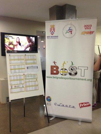 Hotel Srbija: Belgrade Sport Tournament