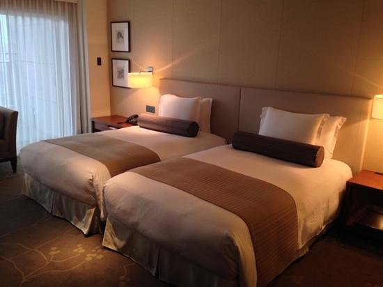 Palace Hotel Tokyo: Club Deluxe Room