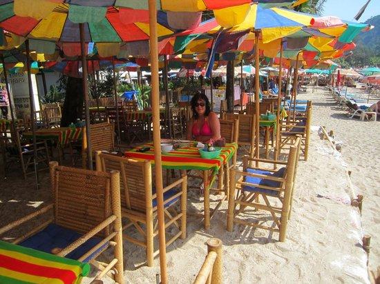 Kamala Beach : Restaurant