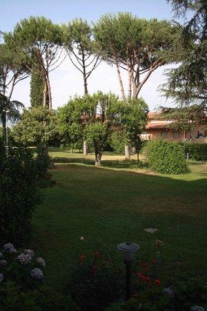 Hotel Bellavista: Parco