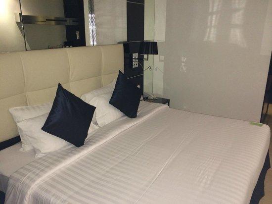 Nova Platinum Hotel Pattaya: В номере