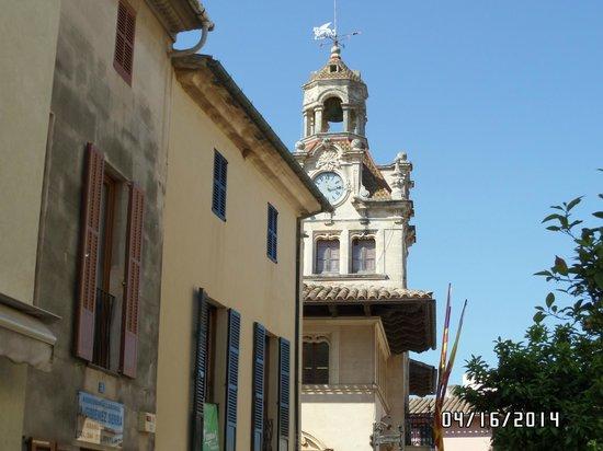 Casco antiguo de Alcudia: Alcudia Old Town
