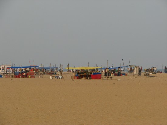 Vivanta by Taj - Connemara, Chennai: Marian Beach Chennai