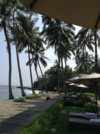 The Chandi Boutique Resort & Spa: The Beach by Chandi Resort
