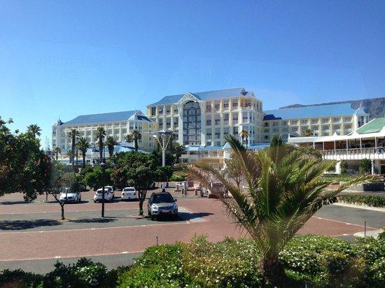 The Table Bay Hotel: Сам отель