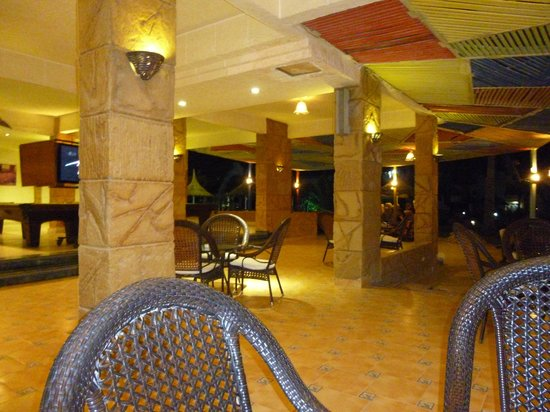 Gardenia Plaza Resort: The Sheesha Bar. Try a cherry or mint flavoured Sheesha. Awesome.