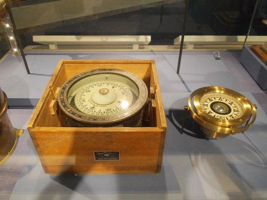 Maritime Museum: компас