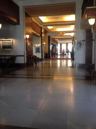 Hotel International Prague: Lobby