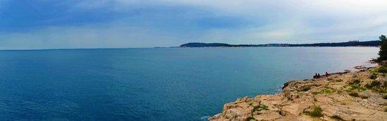 Verudela Beach & Villa Resort: Mare e Mare