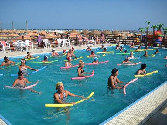 Spiaggia E Sport Picture Of Bagno Oro Lido Degli Estensi