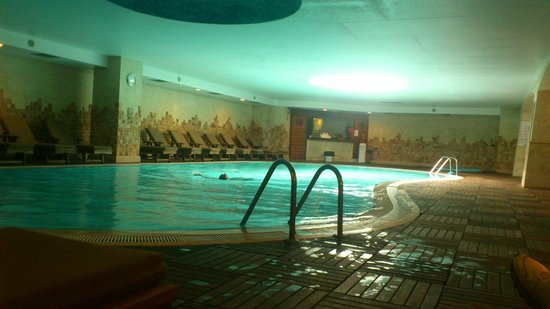 Porto Bello Hotel Resort & Spa: Спа-крытый бассейн