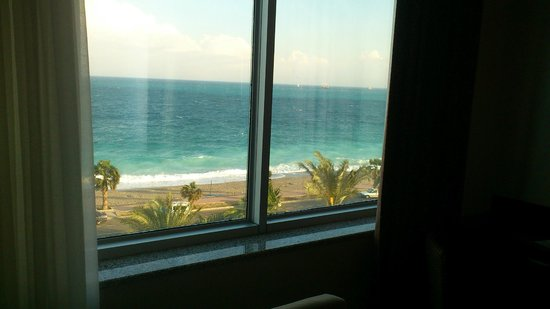 Porto Bello Hotel Resort & Spa: Вид из номер на море (джуниор сюита)
