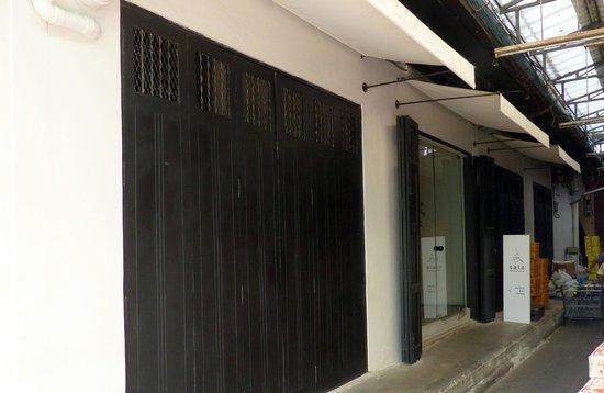sala rattanakosin Bangkok: Sala Rattanakosin - entrance