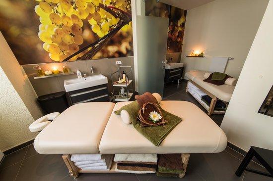 Schloss-Hotel Petry: Unser Kosmetik-/Massagebereich