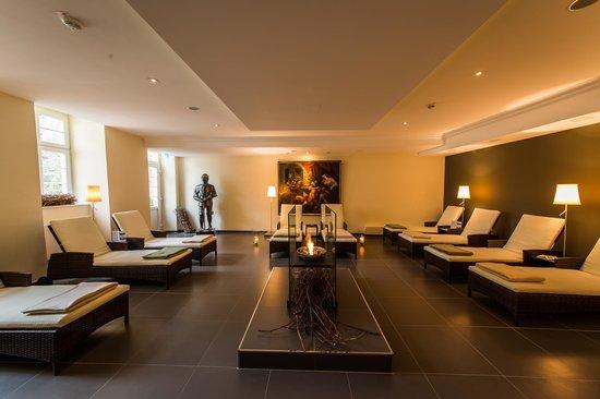Schloss-Hotel Petry: Unser Ruheraum in der Belle Etage