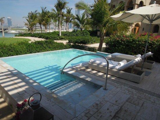 Hotel piscine priv e dubai for Hotel piscine privee