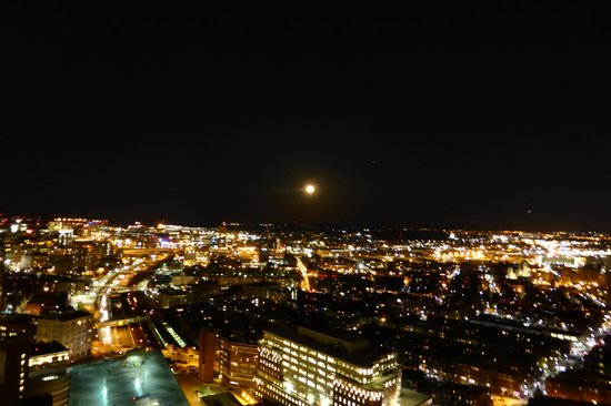 The Westin Copley Place, Boston : vue by night