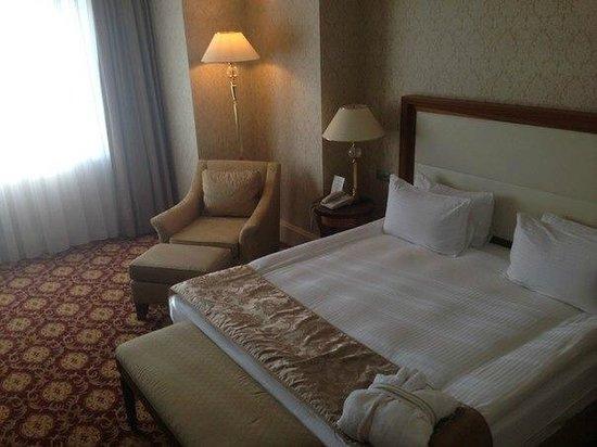 Rixos President Astana Hotel: Президентский люкс