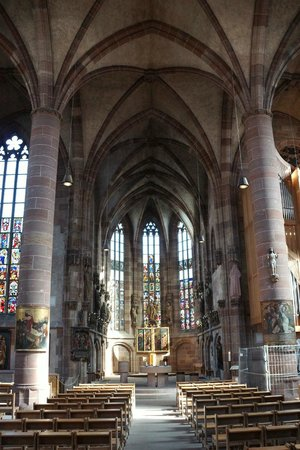 Frauenkirche : interno