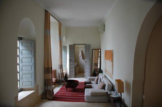 Riad Talaa 12: room