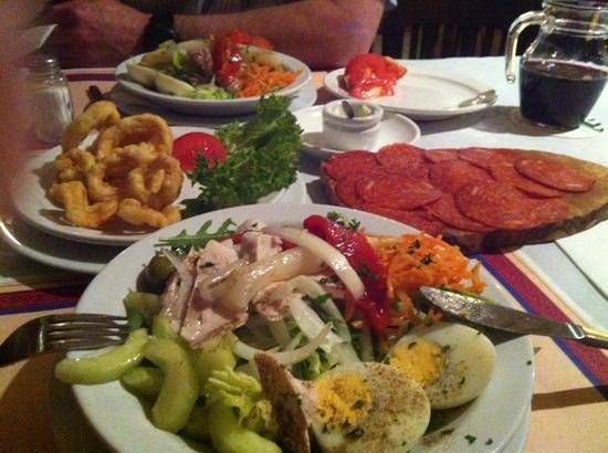 La Paella: very tasty