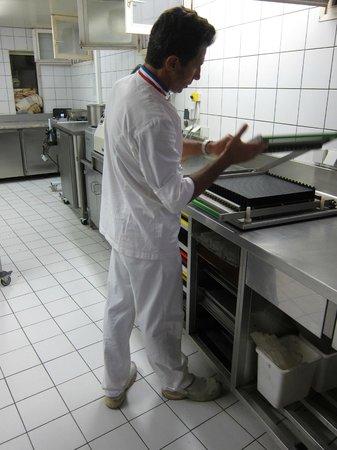 Hirsinger Chocolatier : Edouard Hirsinger
