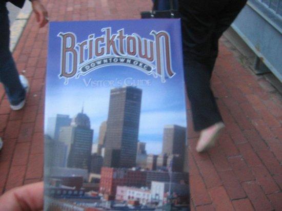 Bricktown Map